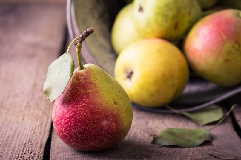 pyrus fruta